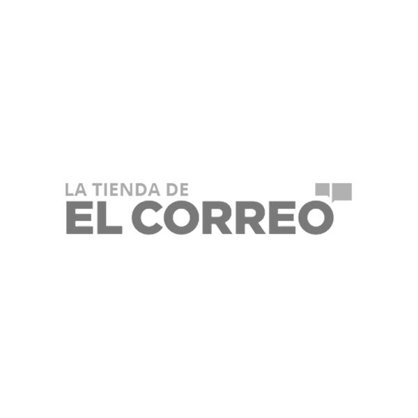 Juego de toallas en color marrón